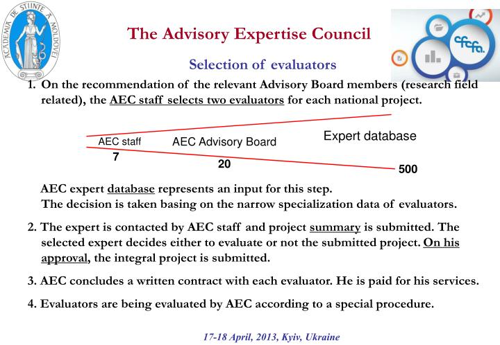 AEC Advisory Board