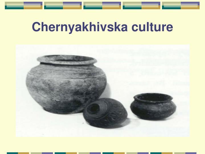 Chernyakhivska