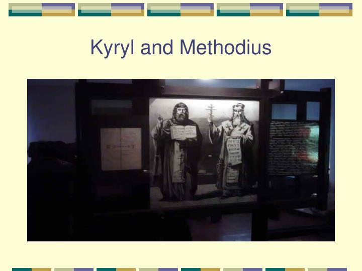 Kyryl and Methodius
