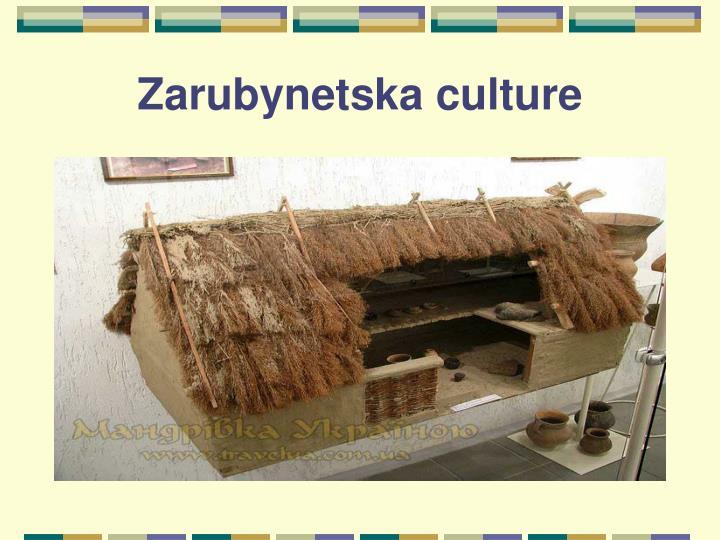 Zarubynetska culture