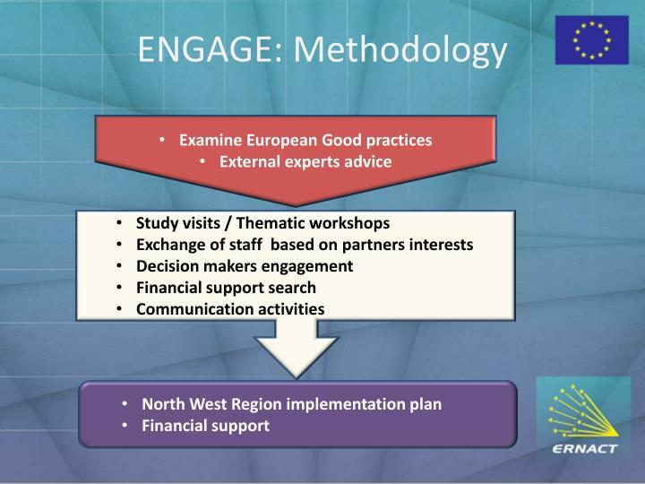 Examine European Good practices