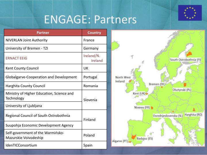 ENGAGE: Partners