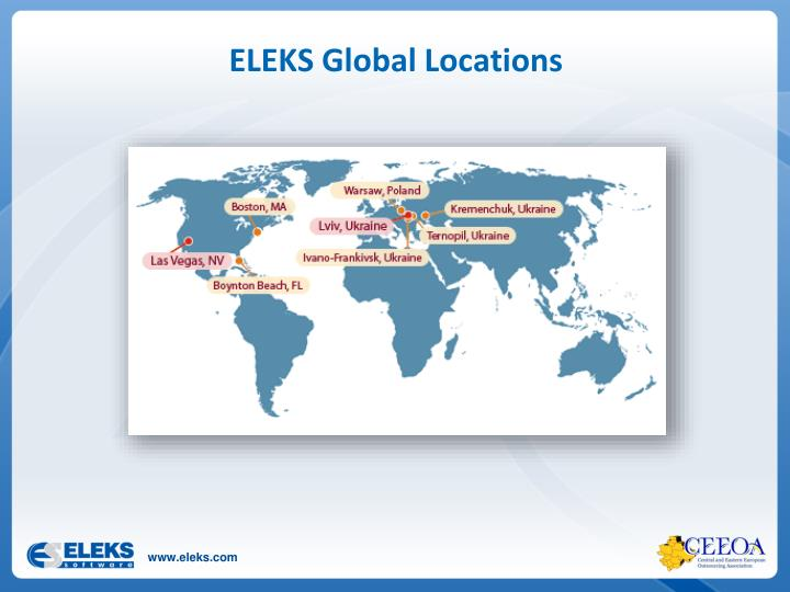 ELEKS Global Locations