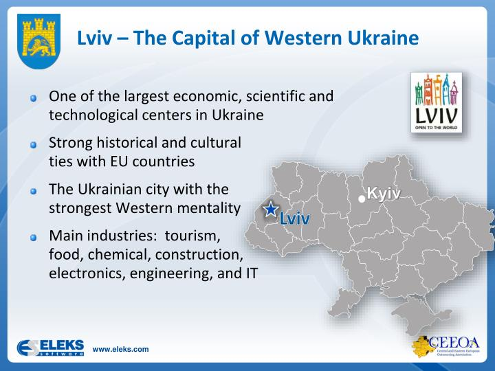 Lviv – The Capital of Western Ukraine