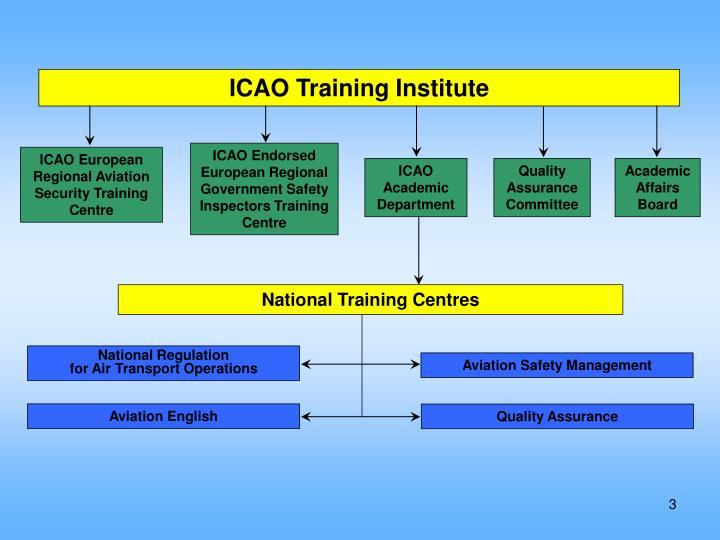 ICAO Training Institute