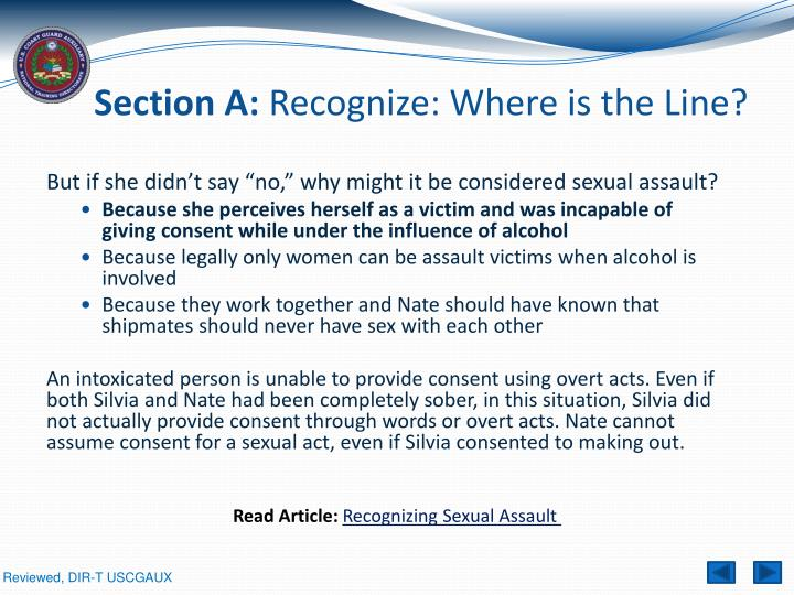 Section A: