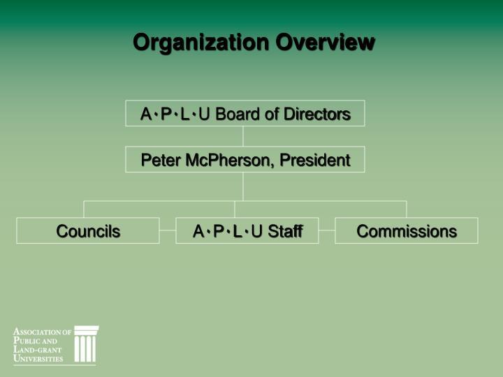 A۰P۰L۰U Board of Directors
