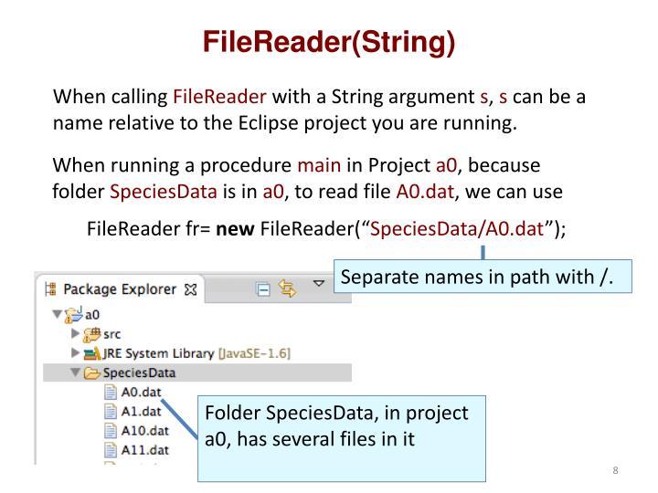 FileReader