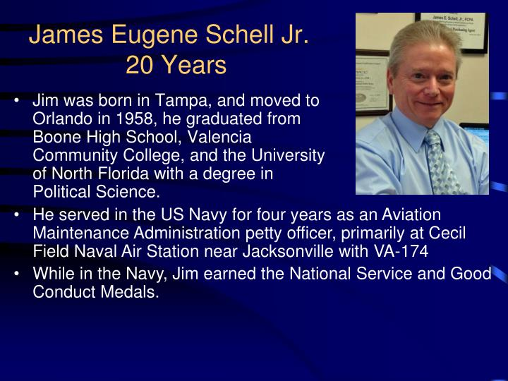 James Eugene Schell Jr.