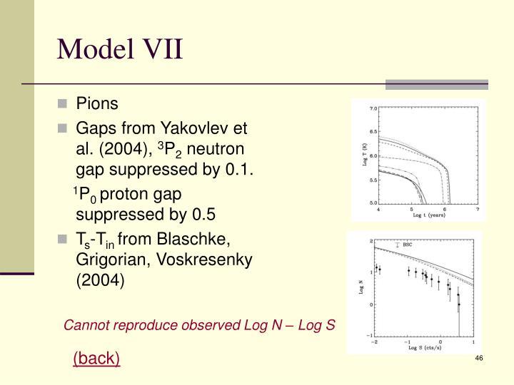 Model VII