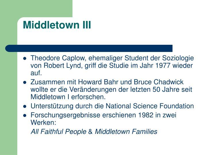 Middletown III