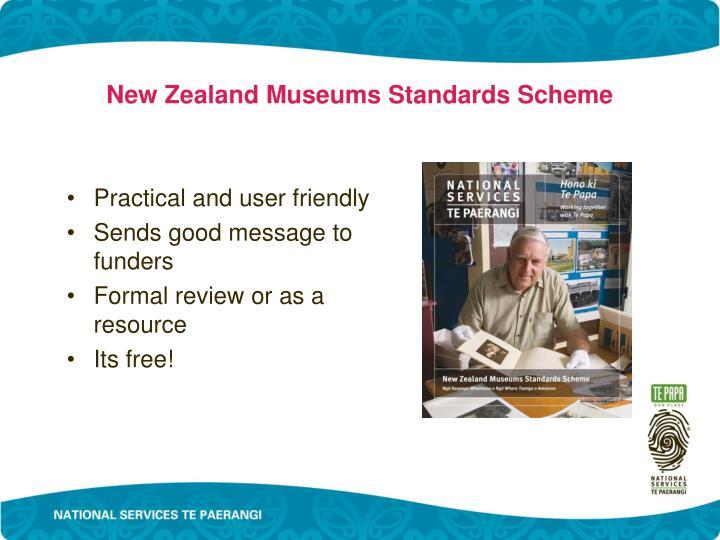 New Zealand Museums Standards Scheme
