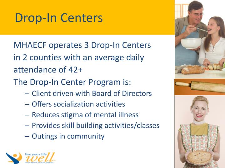 Drop-In Centers
