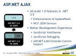 asp net ajax