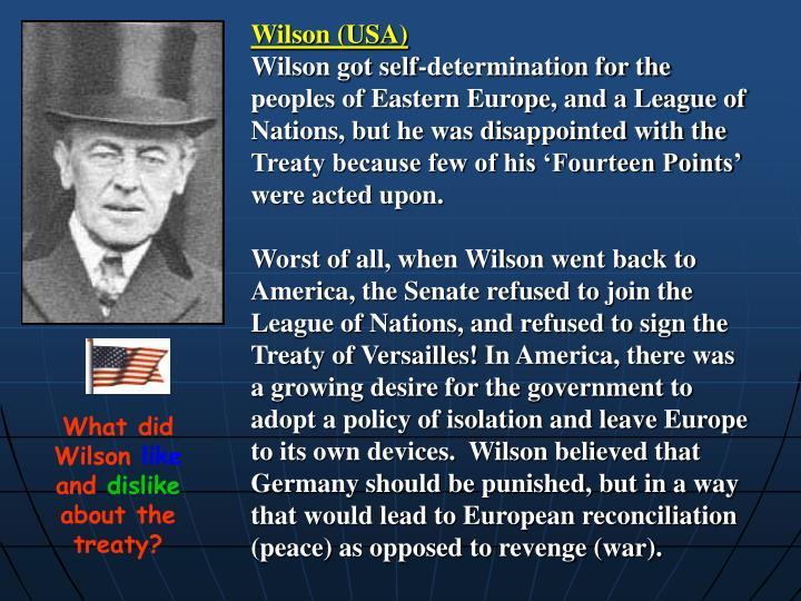 Wilson (USA)