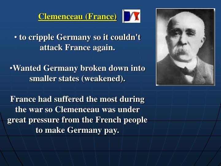 Clemenceau (France)