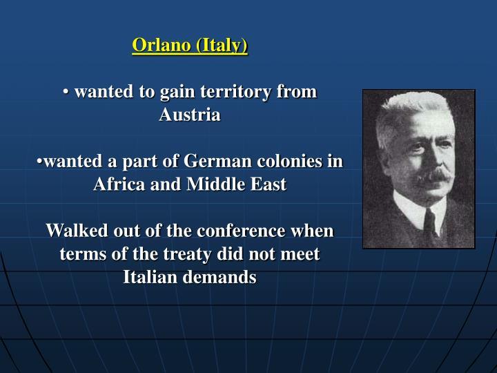 Orlano (Italy)