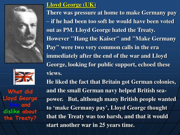Lloyd George (UK)