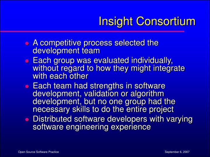 Insight Consortium