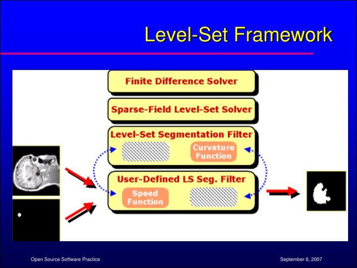 Level-Set Framework