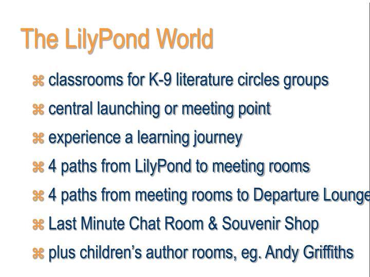 The LilyPond World