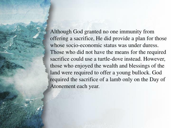I. The Gospel of Jesus Christ (A)