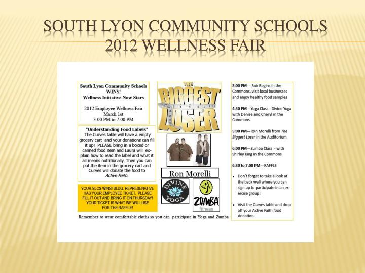 South Lyon Community Schools