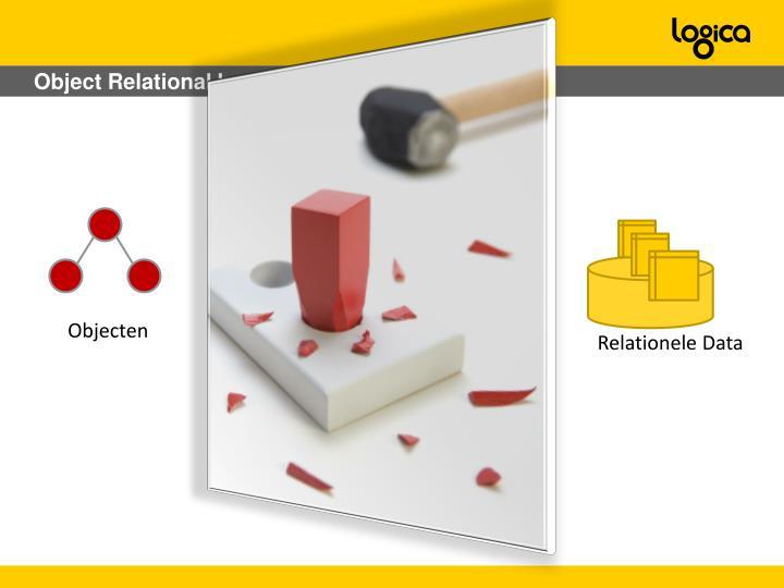 Object Relational Impedance Mismatch