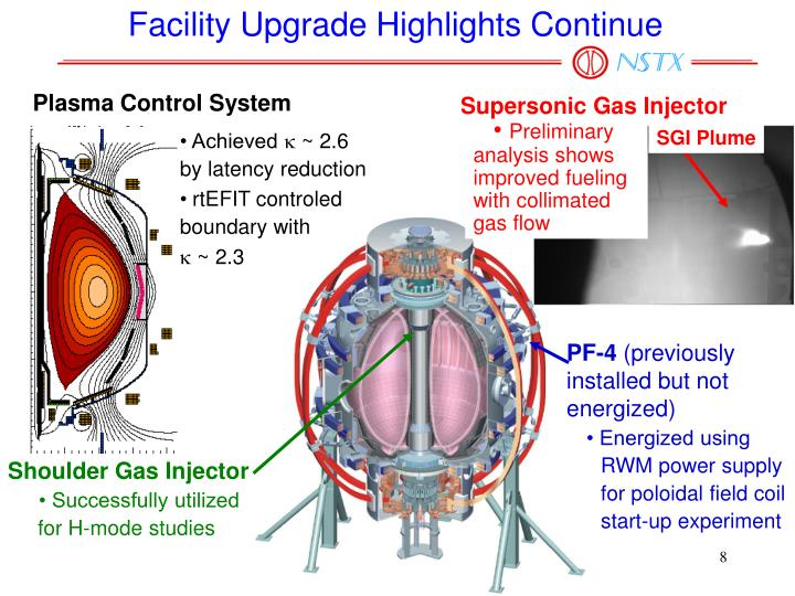 Facility Upgrade Highlights Continue