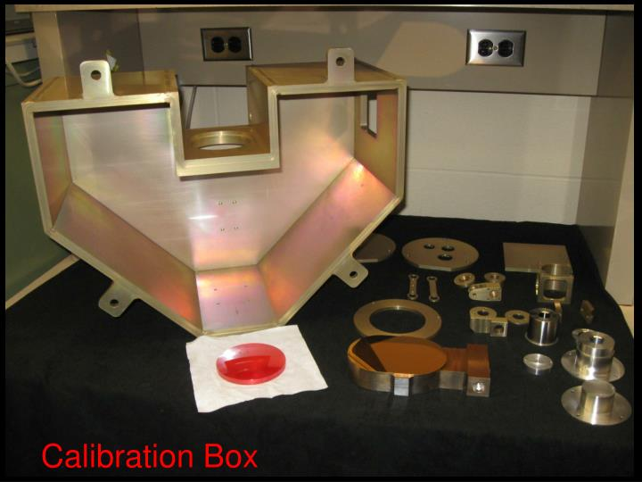 Calibration Box