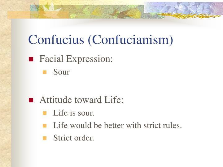 Confucius (Confucianism)
