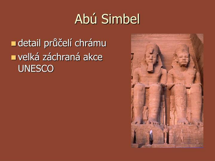 Abú Simbel
