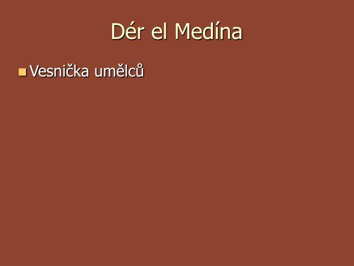 Dér el Medína