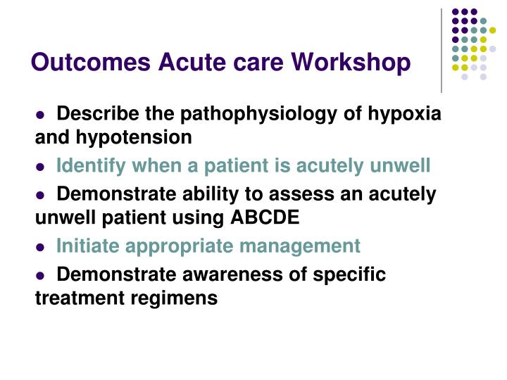 Describe the pathophysiology of hypoxia and hypotension
