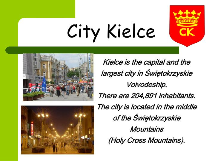 City Kielce