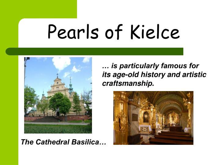Pearls of Kielce
