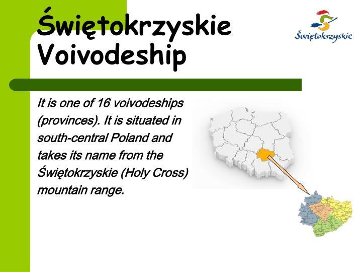 Świętokrzyskie Voivodeship