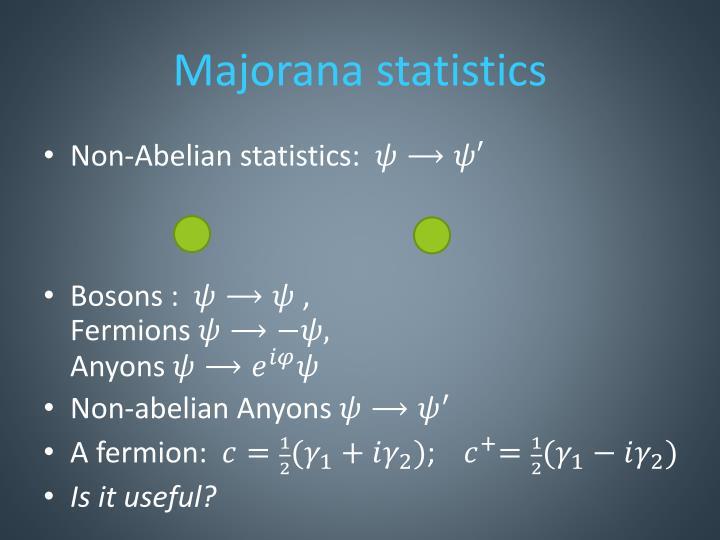 Majorana