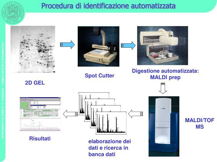 Procedura di identificazione automatizzata