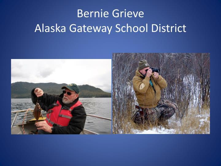 Bernie Grieve