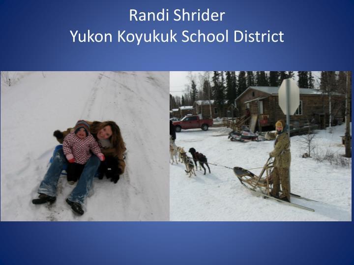Randi Shrider