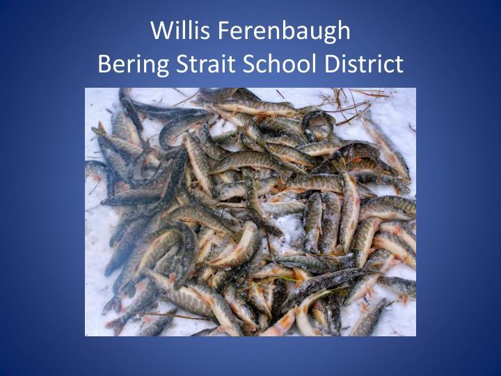 Willis Ferenbaugh
