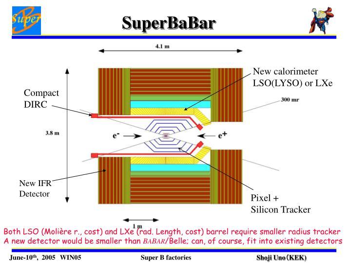SuperBaBar