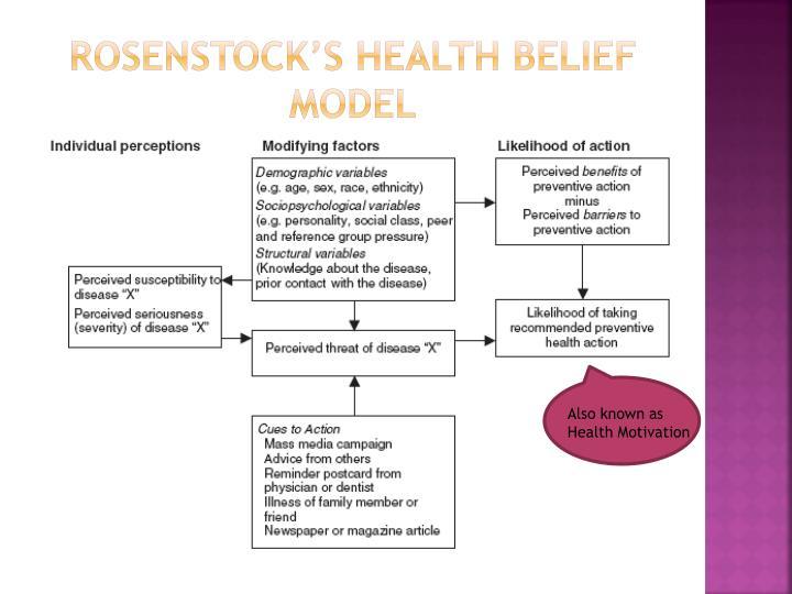 Rosenstock's