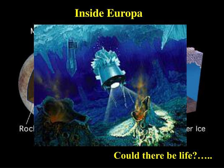 Inside Europa