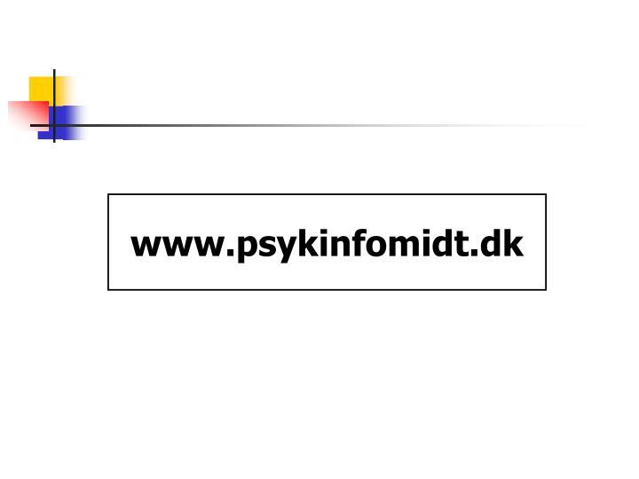 www.psykinfomidt.dk