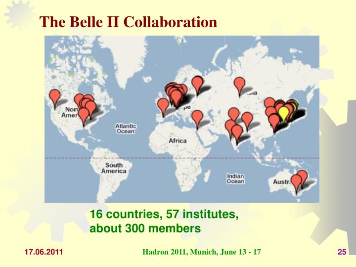 The Belle II Collaboration