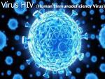 v rus hiv human immunodeficiency virus