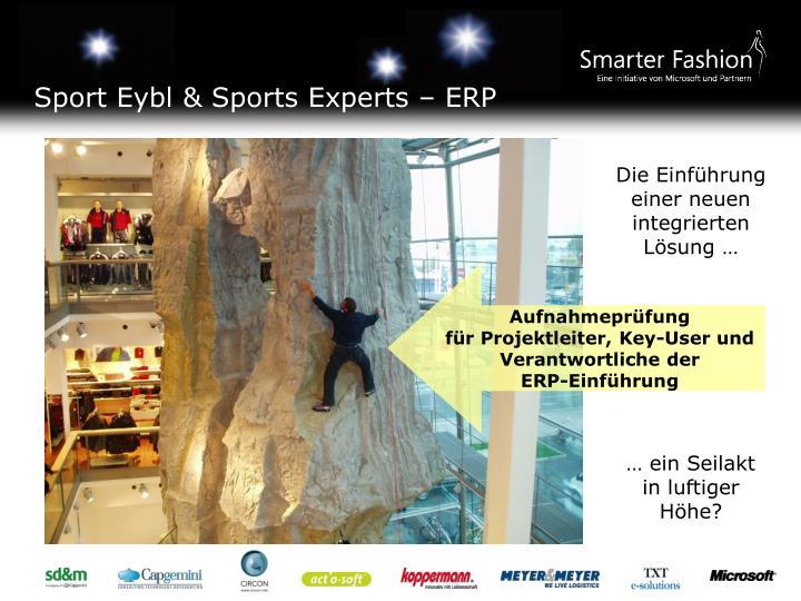Sport Eybl & Sports Experts