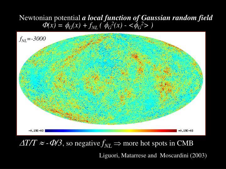 Newtonian potential